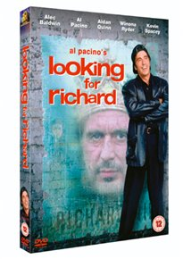 looking for richard hsc Voila finally, the looking for richard script is here for all you quotes spouting fans of the al pacino movie about the making of richard iii this script is a transcript that was painstakingly transcribed using the screenplay and/or viewings of looking for richard.
